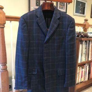 Burberry men's sport coat size 42L